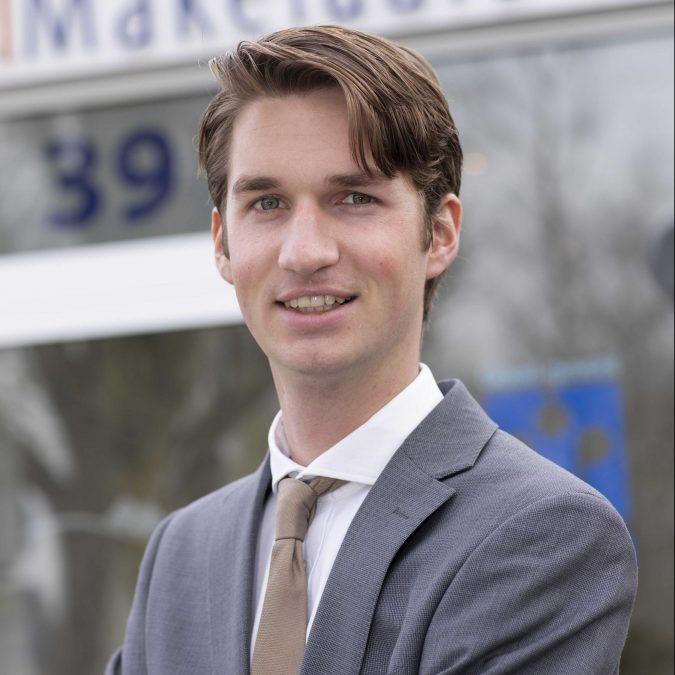 Tim van Roekel EKZ